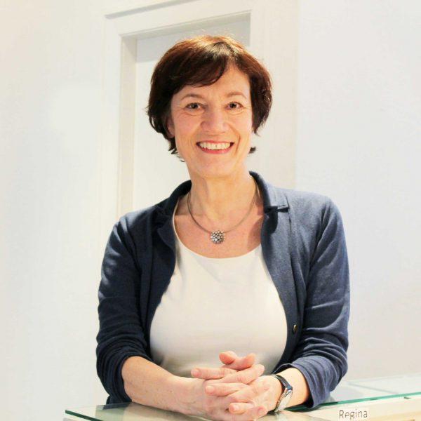 Dr. Regina Goebel, Fachärztin für Allgemeinmedizin