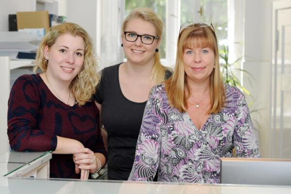 Team Praxis Dr. Regina Göbel
